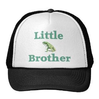 Little Brother T-Rex Dinosaur Cap