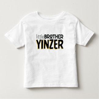 Little Brother Yinzer Toddler T-Shirt
