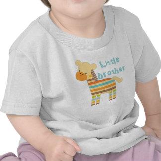 Little brother zebra tee shirt