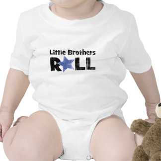 Little Brothers Roll Shirts