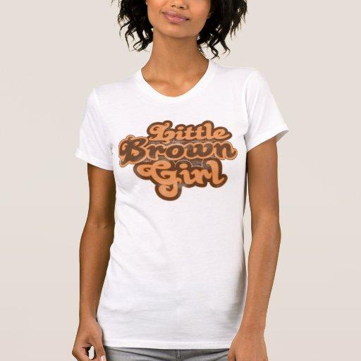 Little Brown Girl 08 Tshirts