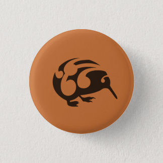 Little Brown KIWI badge