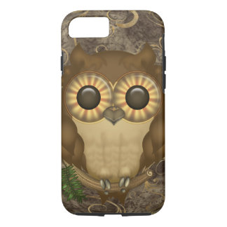 Little Brown Owl iPhone 8/7 Case