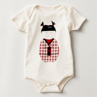 Little Buddha Baby Bodysuit