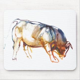 Little Bull 2010 Mouse Mat