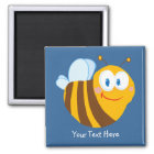Little Bumblebee (personalised) Magnet