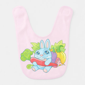 little bunny bib