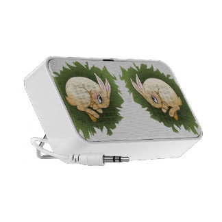 Little Bunny Laptop Speakers