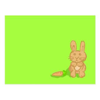 Little Bunny Postcard