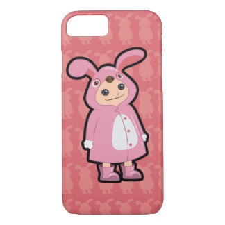 Little Bunny Rain Coat iPhone 7 Case