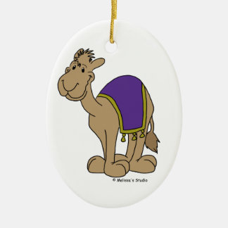 Little Camel Christmas Ornament