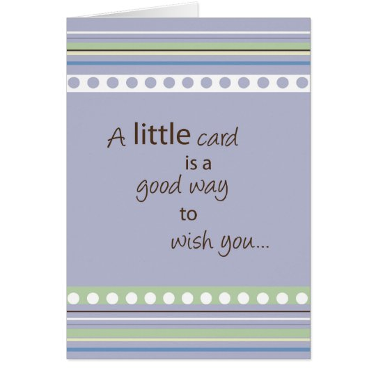 Little Card