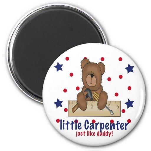 Little Carpenter Like Daddy Magnet