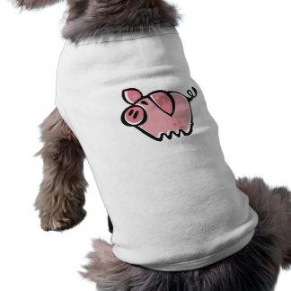 Little cartoon Pink Piggie Shirt