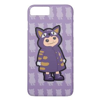 Little Cat Rain Coat iPhone 7 Plus Case