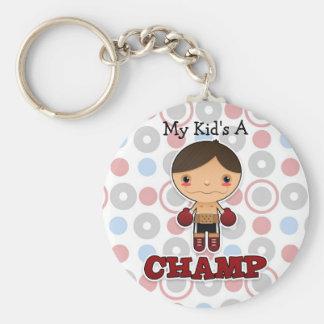 Little Champ - Keychain - Boy