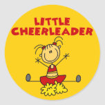 Little Cheerleader Stickers