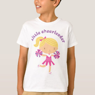 Little Cheerleader T-Shirt