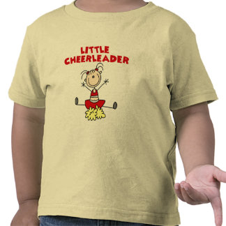 Little Cheerleader T-shirts and Gifts