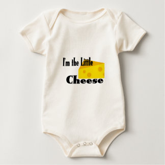 Little Cheese Baby Bodysuit