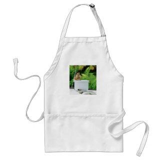 Little Chef chipmunk Standard Apron