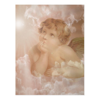 Little Cherub Postcard