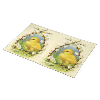 Little Chick Easter Placemat