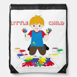 Little child laptop bag