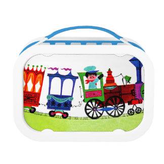 Little Choo Choo Lunchboxes