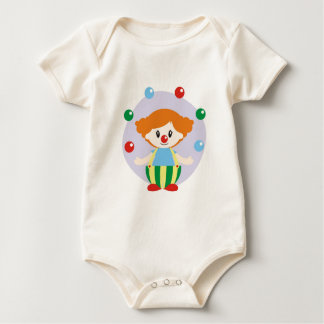 Little Clown Baby Suit Baby Bodysuit