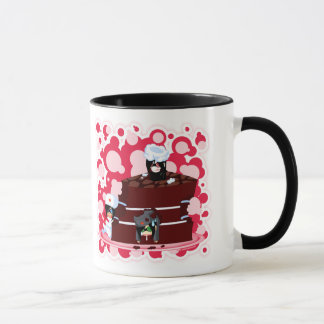 Little Commie Cake Cups and Mugs