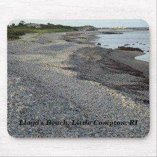 Little Compton, RI - Lloyd's Beach Mouse Pad