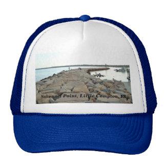 Little Compton, RI - Sakonnet Point breakwater Cap