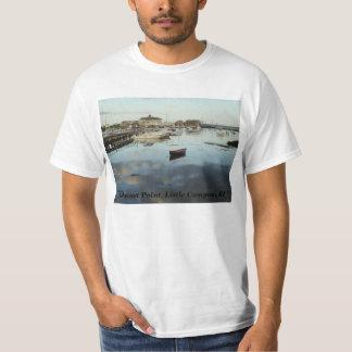 Little Compton, RI - Sakonnet Point, Harbor T-Shirt