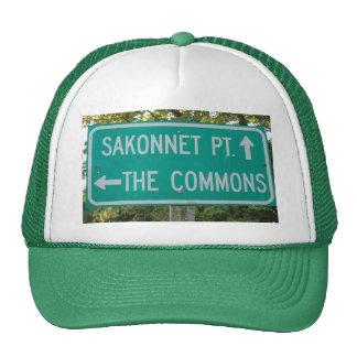 Little Compton, RI - The Commons, Sakonnet Point Cap