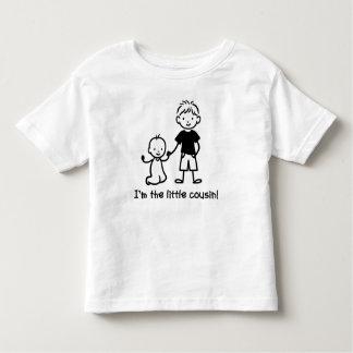 Little Cousin Stick Figures t-shirts for boys