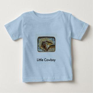 Little Cowboy Horse Baby T-Shirt