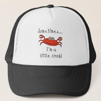 Little Crab Trucker Hat
