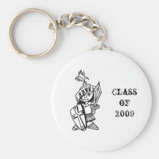 little crusader Class of 2009 keychain