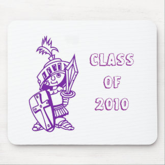 little crusader Class of 2010 mousepad
