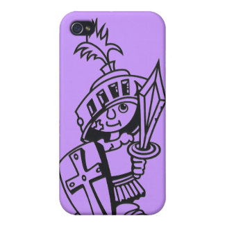 Little crusader iPhone 4/4S case
