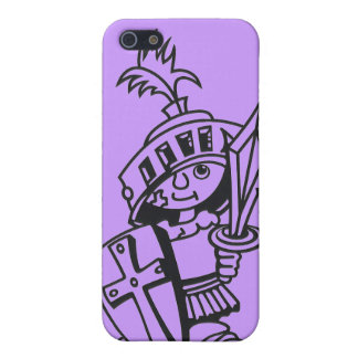 Little crusader iPhone 5 covers
