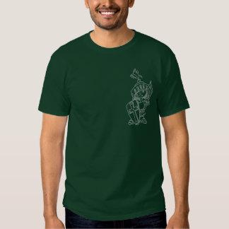 little crusader men's tee shirt