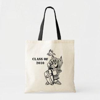 little crusader tote bag