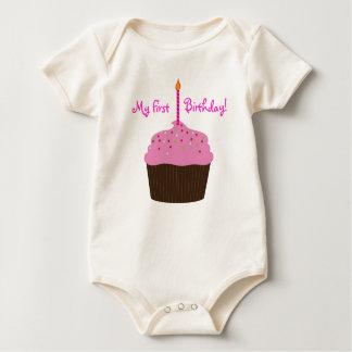 Little Cupcake 1st Birthday Shirt