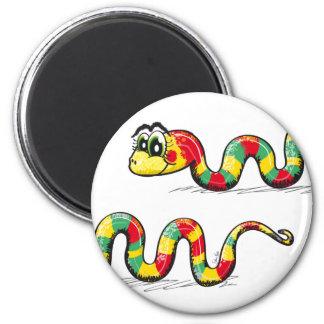 Little Cute Snake magnet
