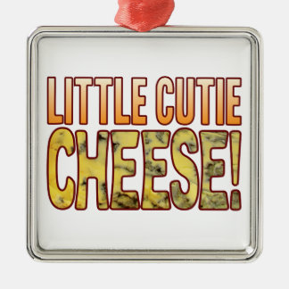 Little Cutie Blue Cheese Christmas Ornament