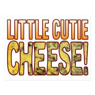 Little Cutie Blue Cheese Postcard