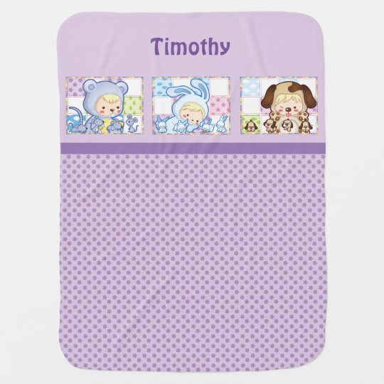 Little Cuties Baby Blanket