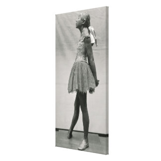 Little Dancer, Aged 14 Canvas Print